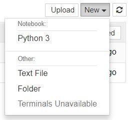 Python 3 Notebook