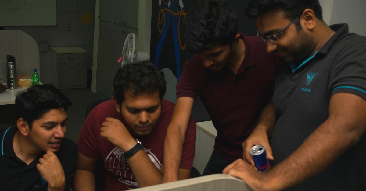 Hackathon in Velotio