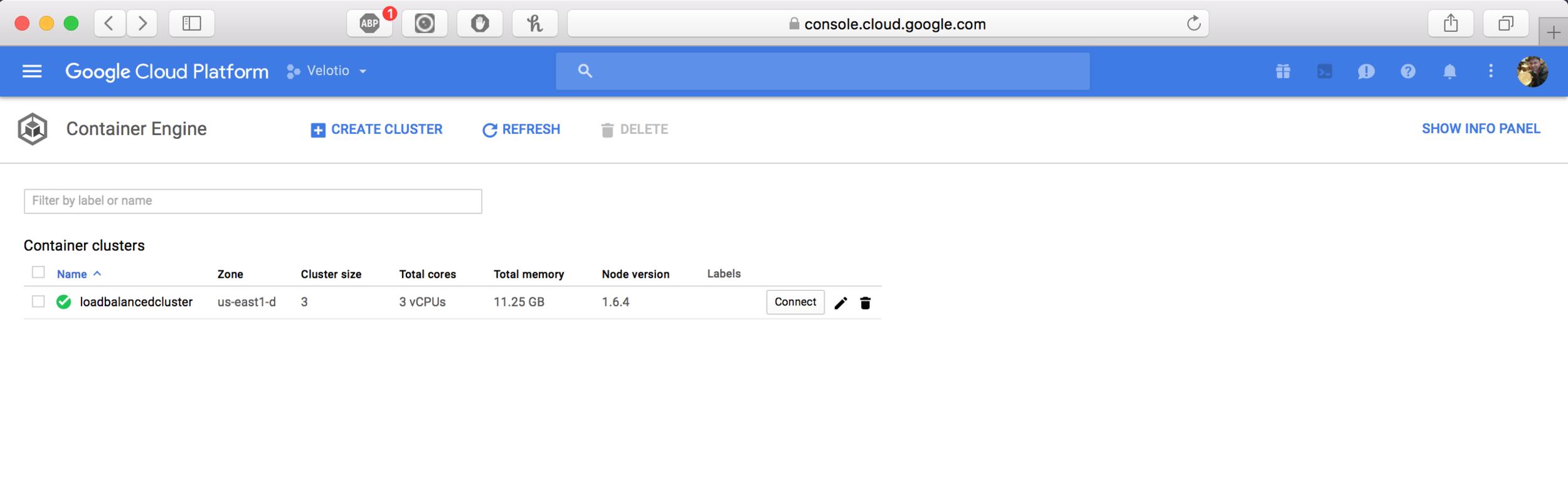 Google Cloud Platform Setup