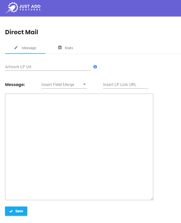 Instant.Marketing Direct Mail in Eloqua