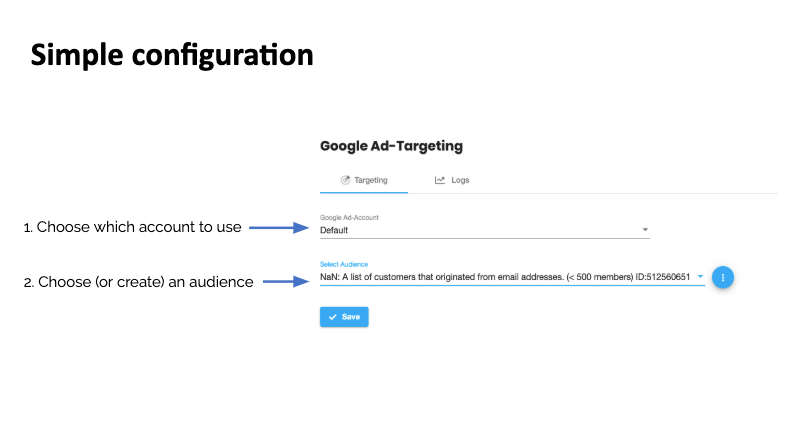 Instant.Marketing Google Ads Configuration
