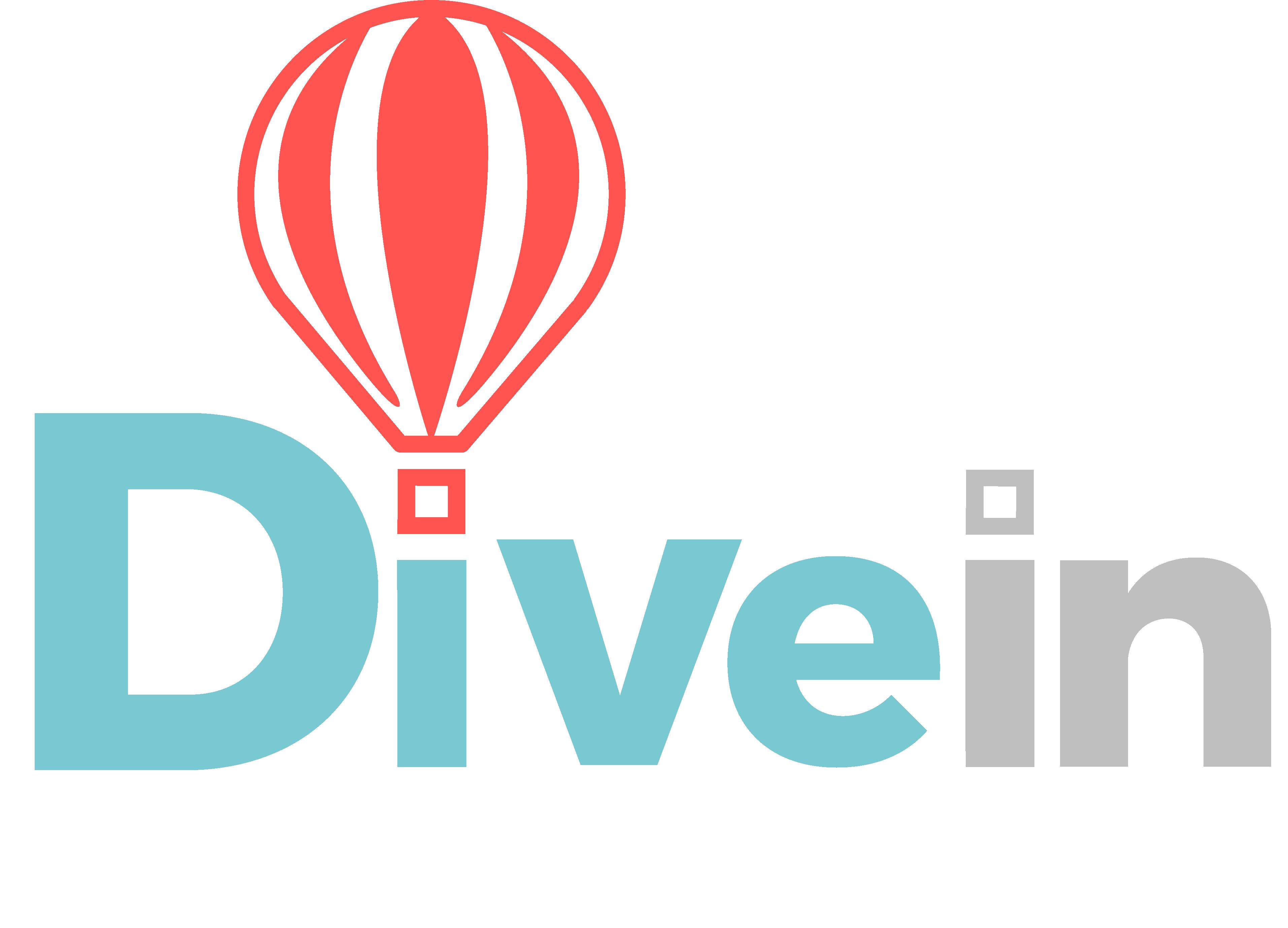 DiveIn Logo