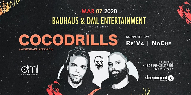 Cocodrills at Bauhaus