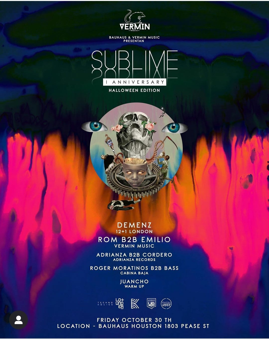 Sublime Anniversary