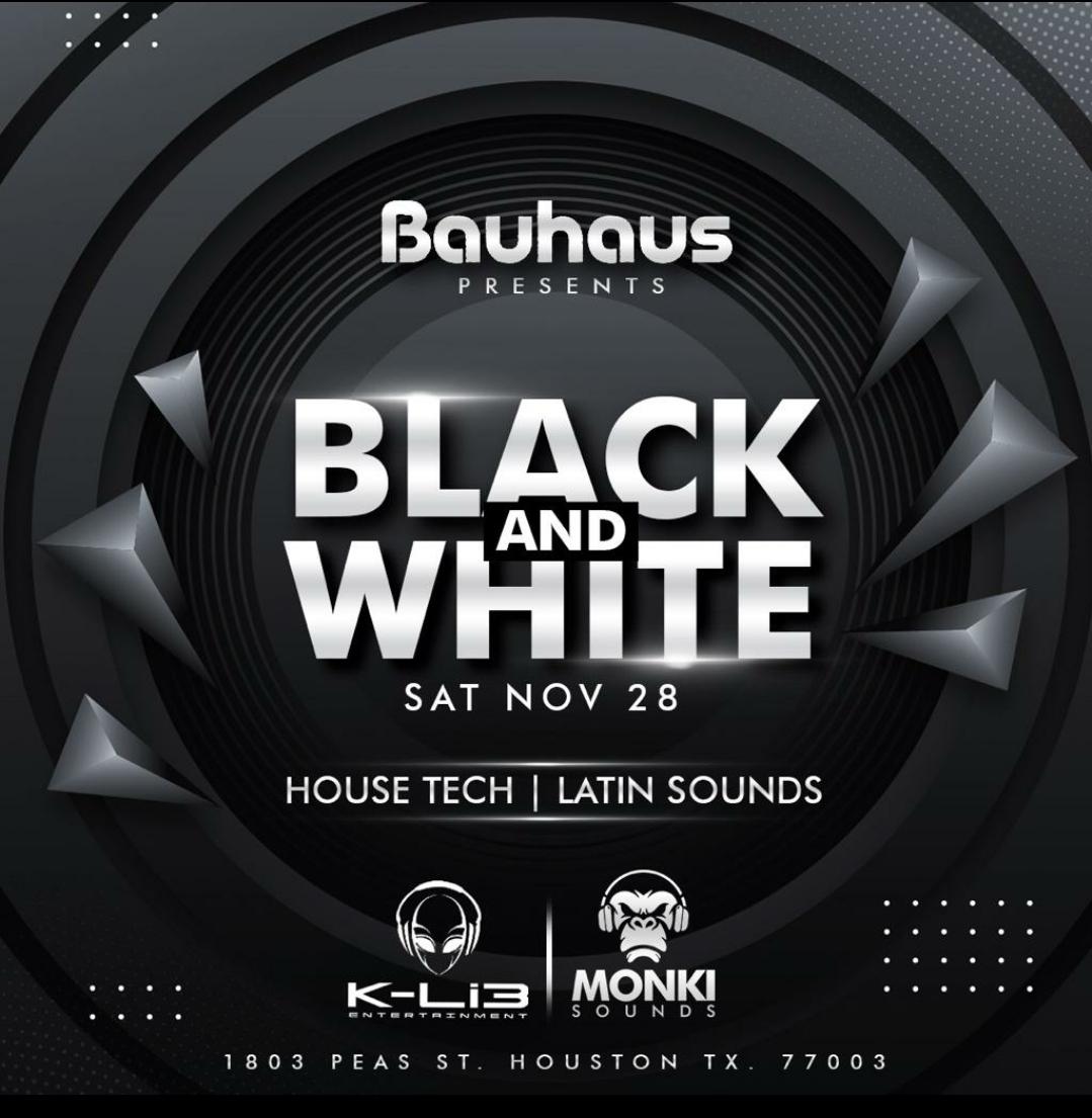 Bauhaus Black & White
