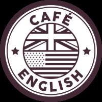 Café English logo