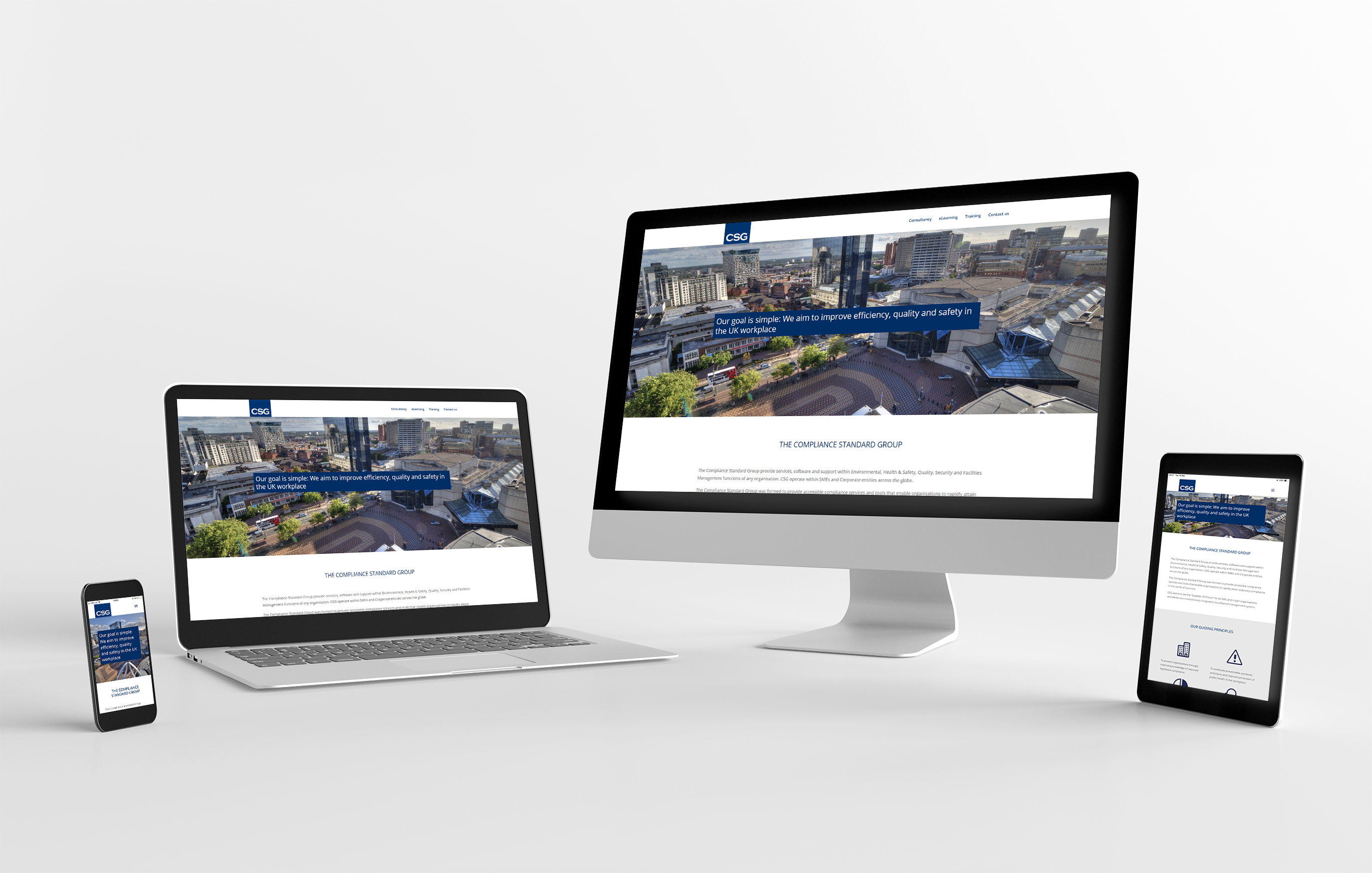 A website Design by CAPEX Marketing