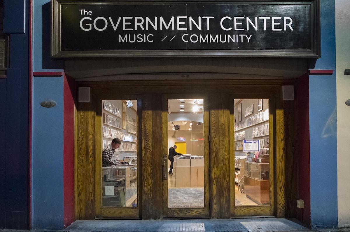 Record Store Facade