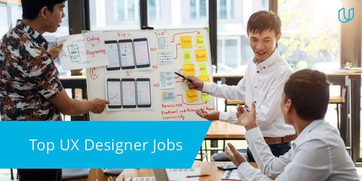 Top UX Designer Jobs | Udacity