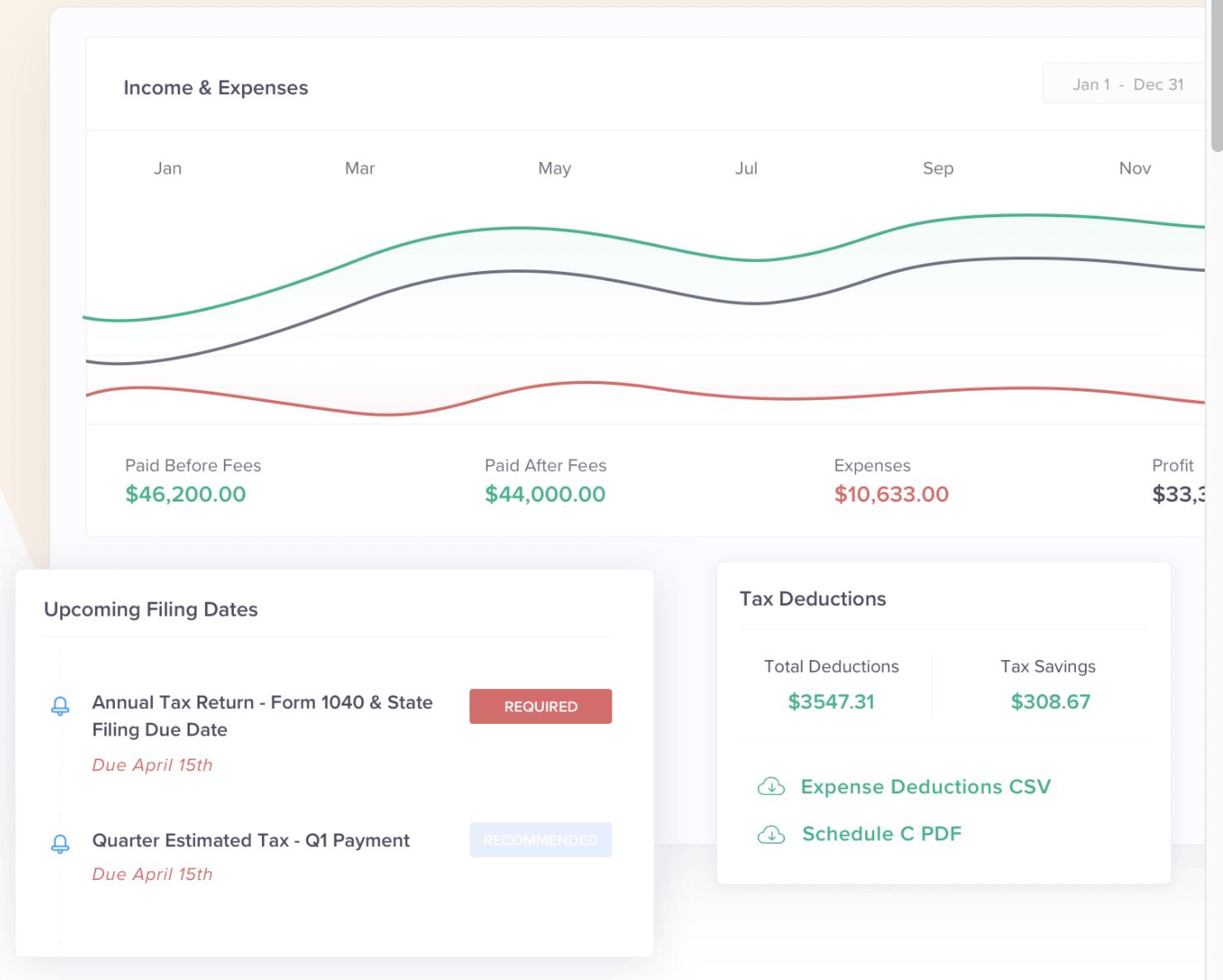 bonsai freelance review software proposal invoice