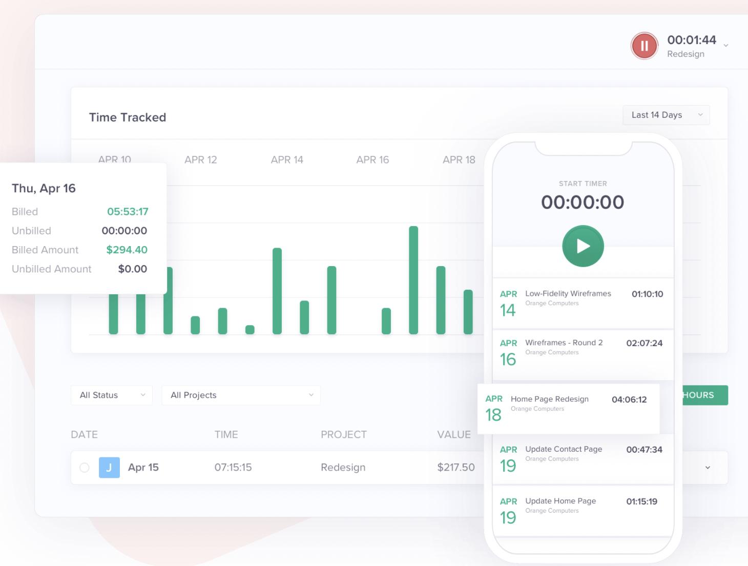 hello bonsai review freelance proposal invoice software