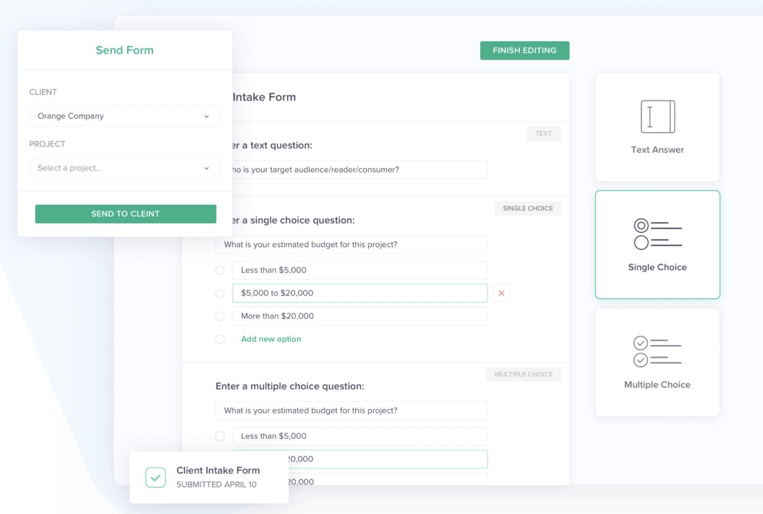 hello bonsai review freelancer software proposal invoice
