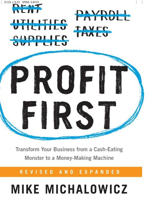 financing book profit first