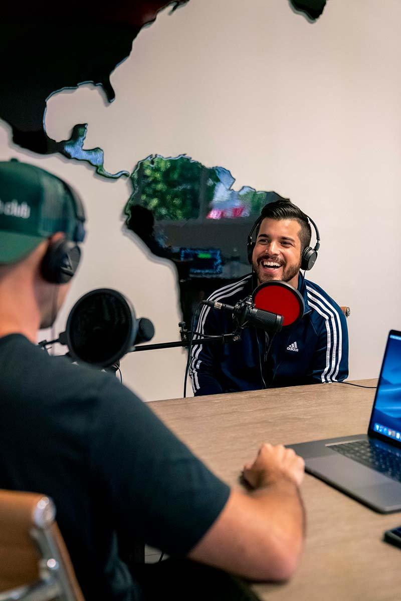 Liram Sustiel & Alex Quin Hustle Inspires Hustle mph club