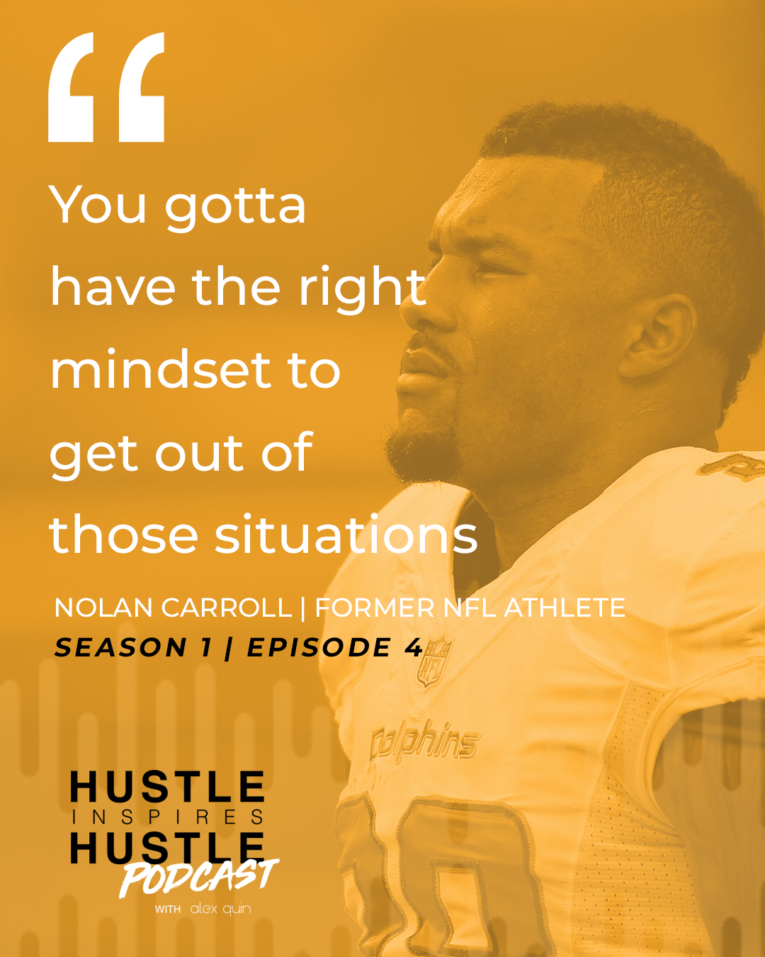 Nolan Carroll & Alex Quin - On Hustle Inspires Hustle Podcast