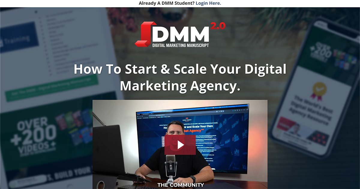 Jeremy haynes digital marketing manuscript