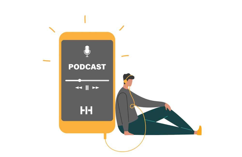 create podcast trailer