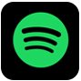 hustle inspires hustle podcast spotify icon
