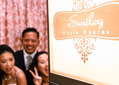 Smiley Photo Booths Open Air Booth