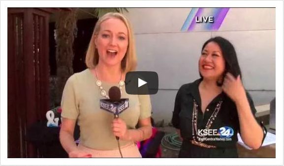 Smiley Photo Booths KSEE 24 video image