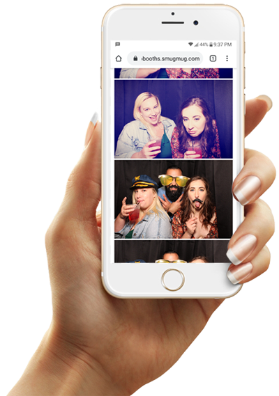 Smiley Photo Booths gallery image