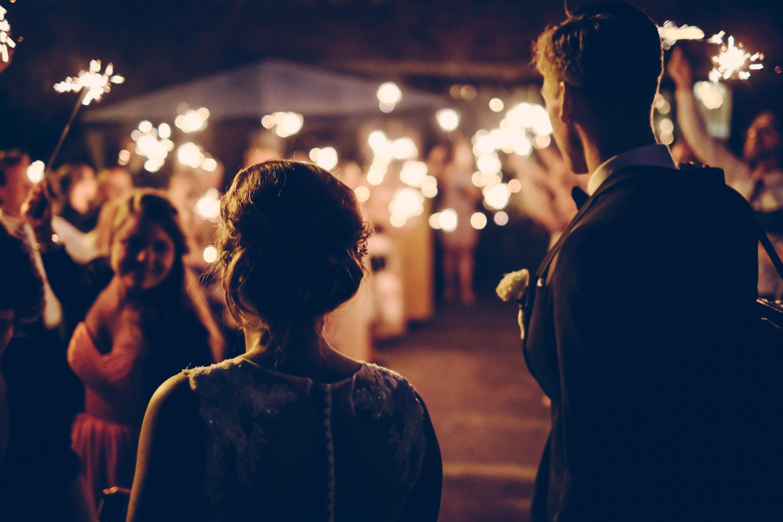 L'éclatante : le mariage clés en mains