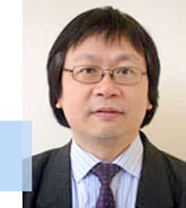 Director and founder Prof Shun Au, TCM Healthcare — London fertility clinic