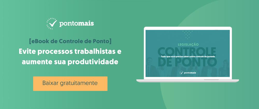 ebook legislação controle de ponto
