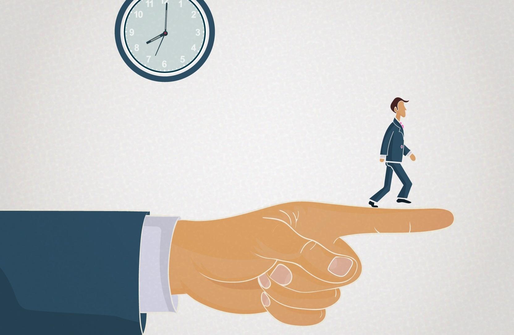 Como fazer a gestão de ponto eletrônico de acordo com a reforma trabalhista?