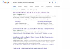 google pesquisa software - pontomais