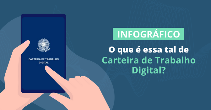infografico carteira de trabalho digital