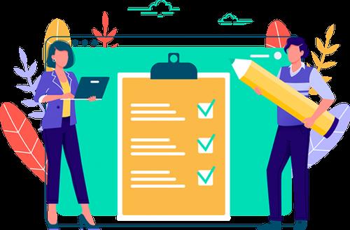 Checklist de Controle de Ponto Eficiente
