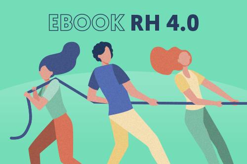 Calma, no ebook RH 4.0 você vai entender porque ainda estamos em transformação.