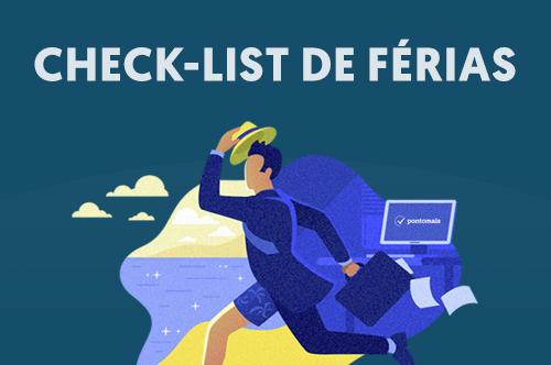 Montamos um checklist e uma planilha completa para te ajudar a organizar as férias dos seus colaboradores de forma prática e eficiente.