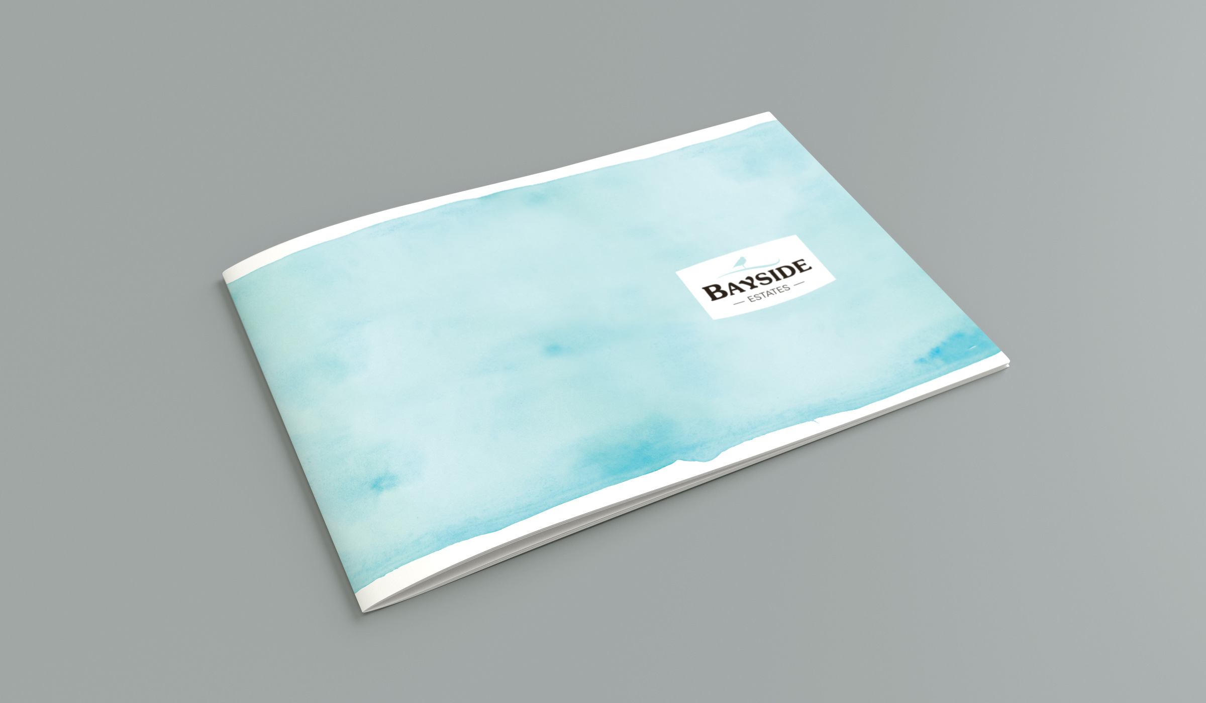 Bayside Estates brochure cover