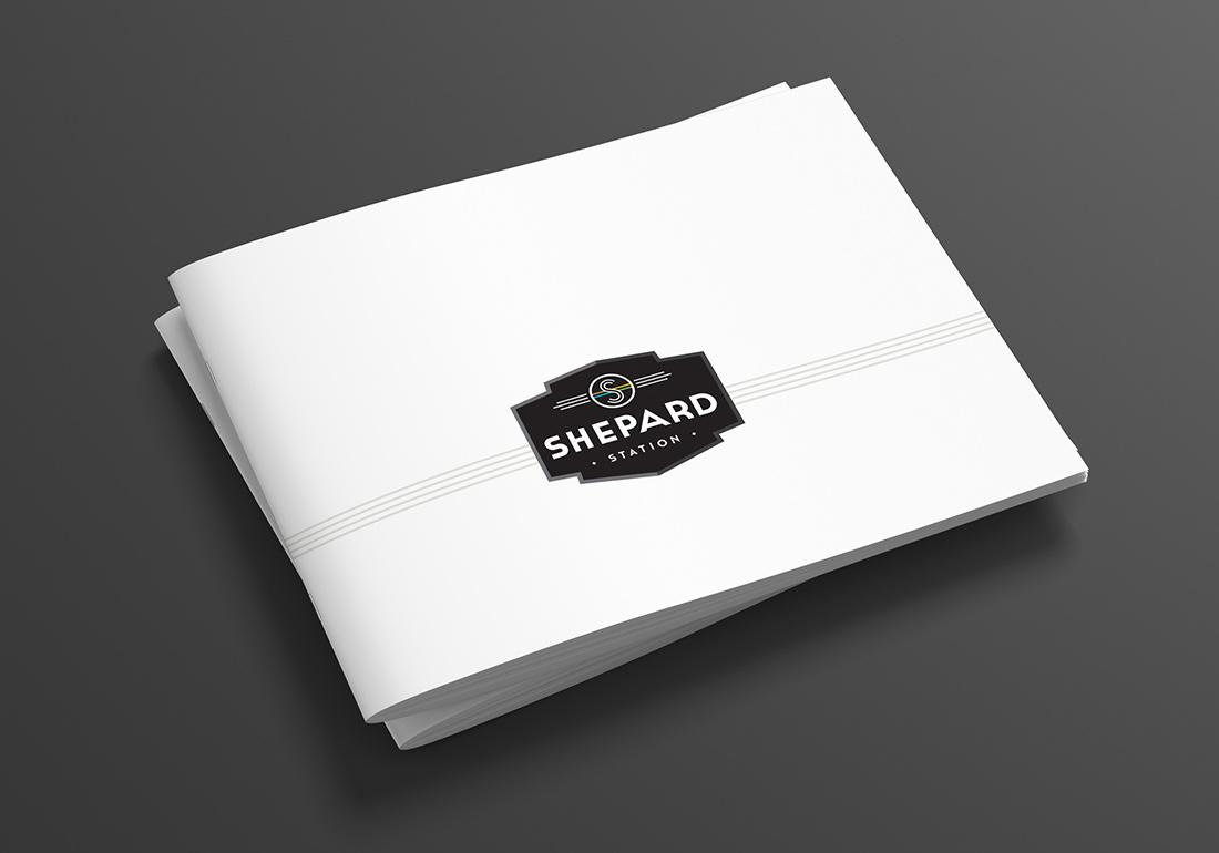 Shepard Development brochure design