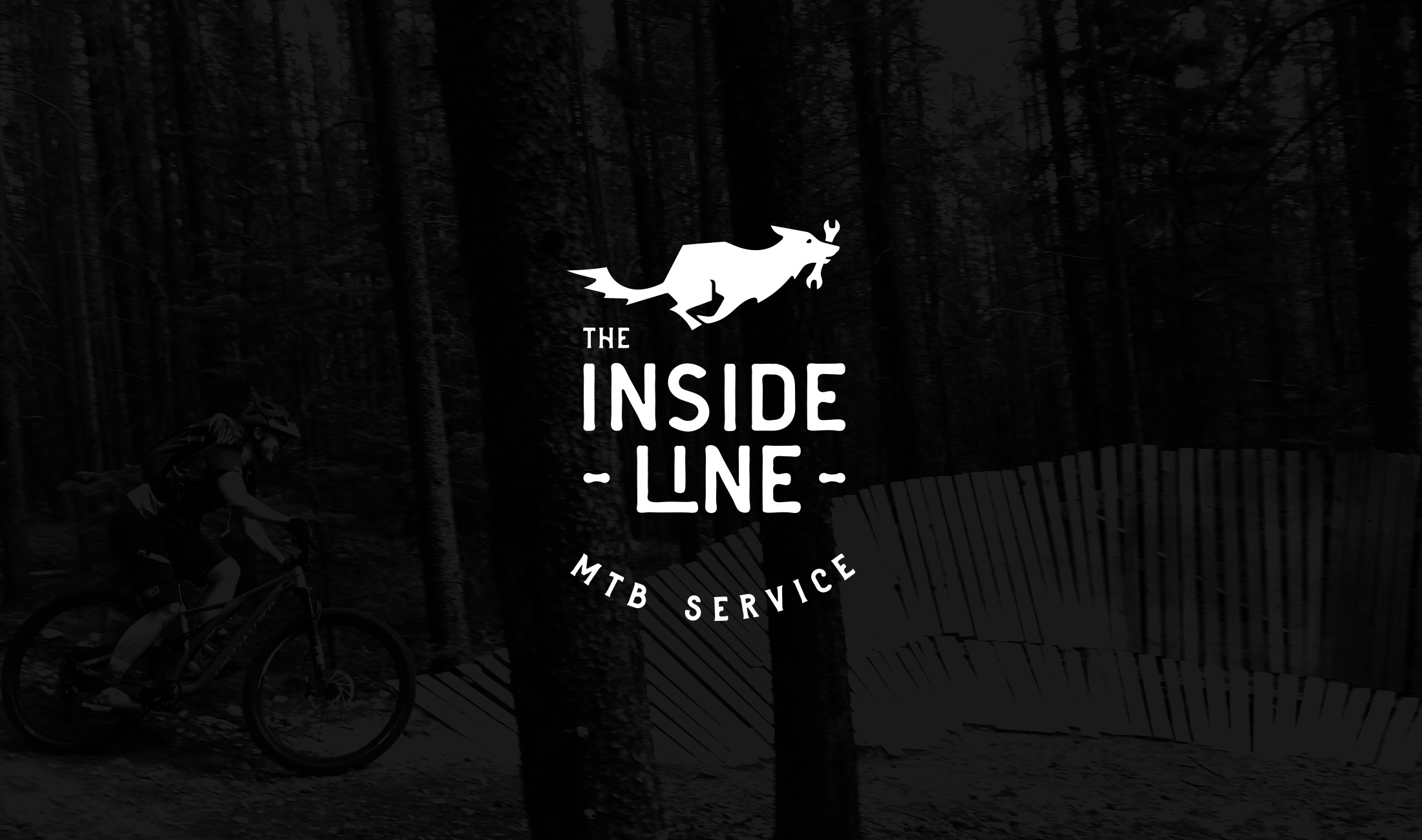 The Inside Line Logo Design