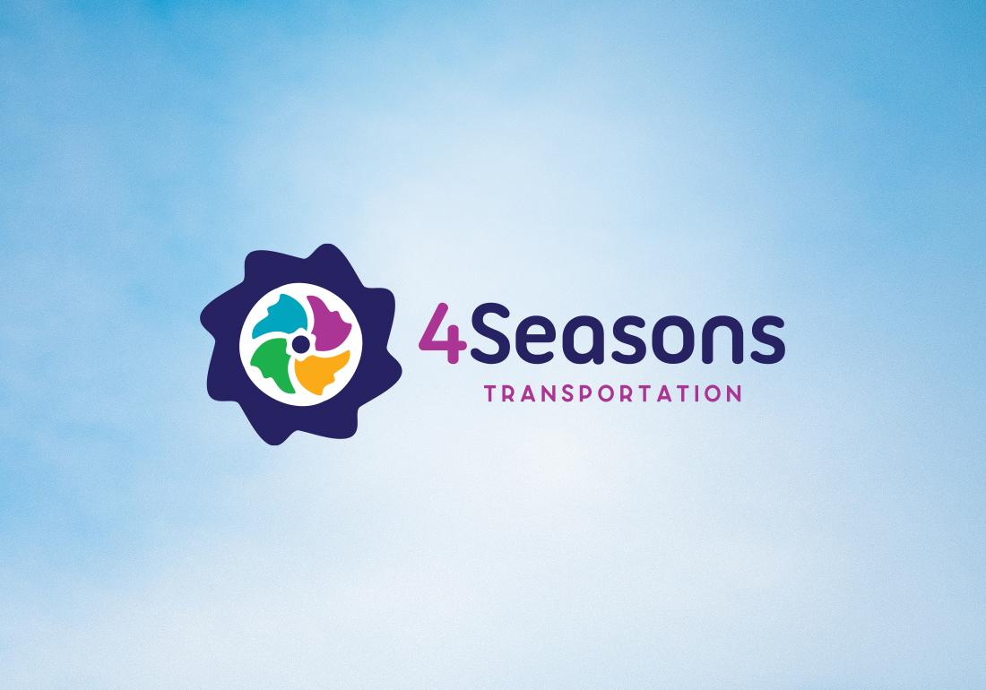 4Seasons Transportations Logo