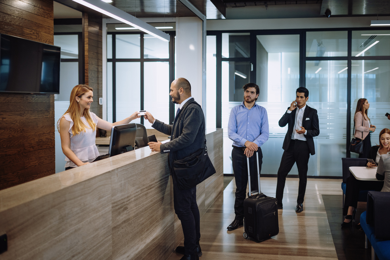 How to Manage a Busy Reception Area Like a Pro