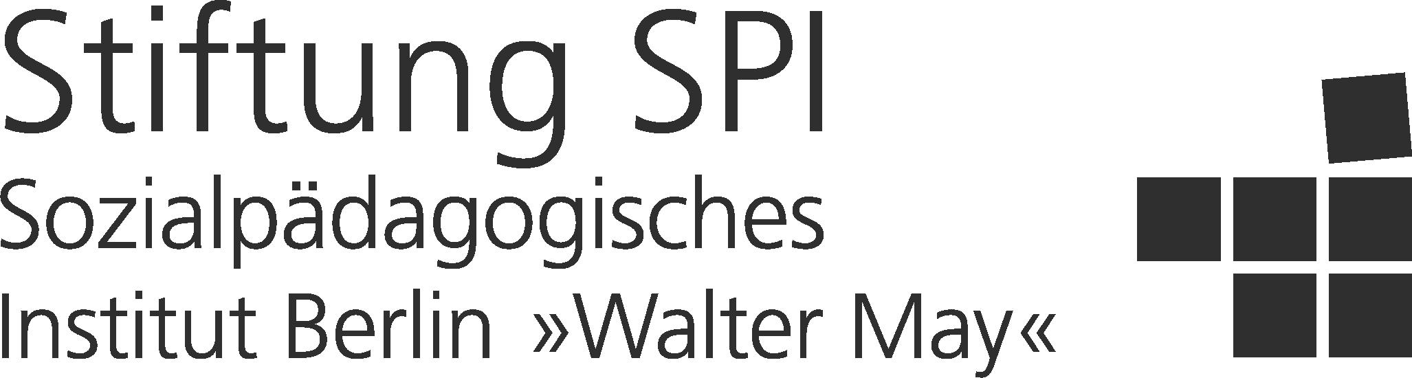 Das Logo der Stiftung SPI