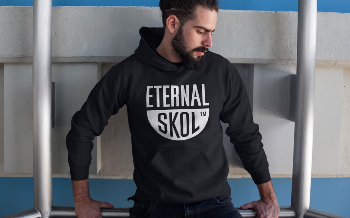 Logo Design for Eternal Skol