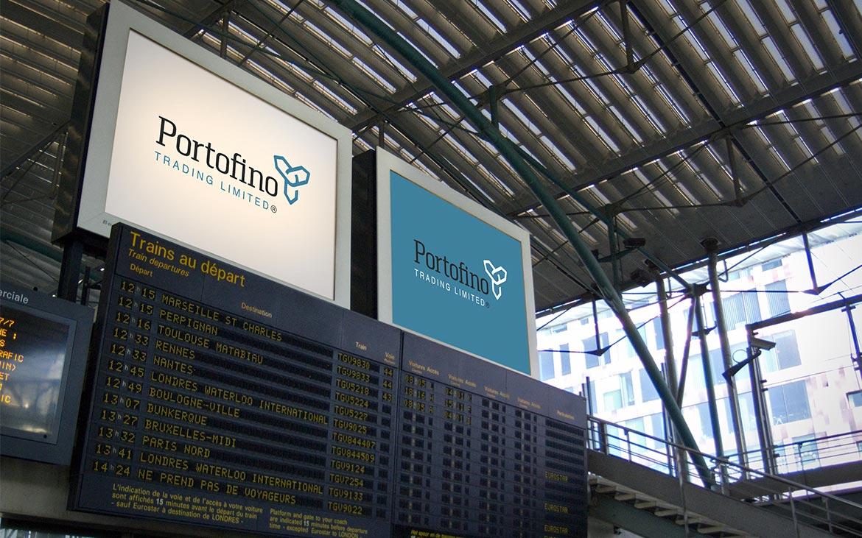 Portofino Trading Limited Logo Design