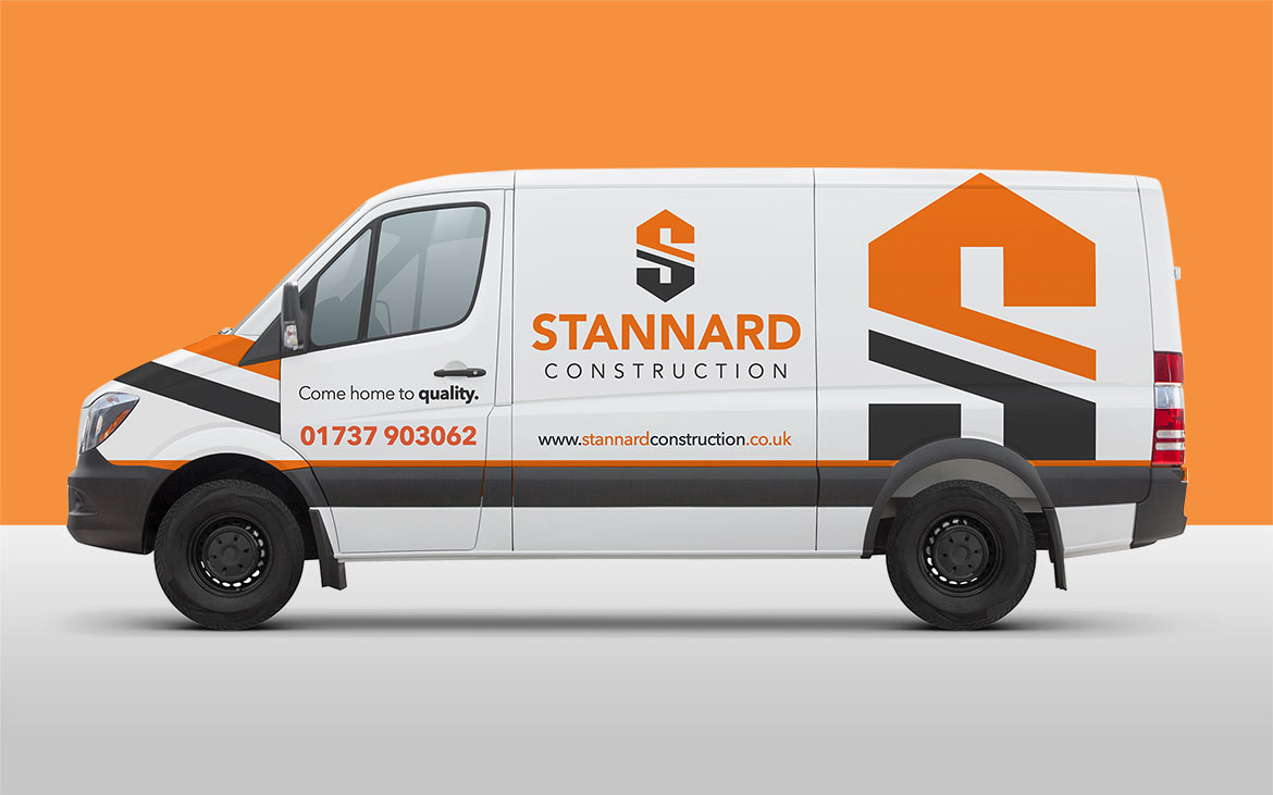 Stannard Construction Logo Design