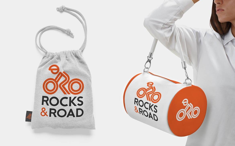 Rocks and Road Logo Design