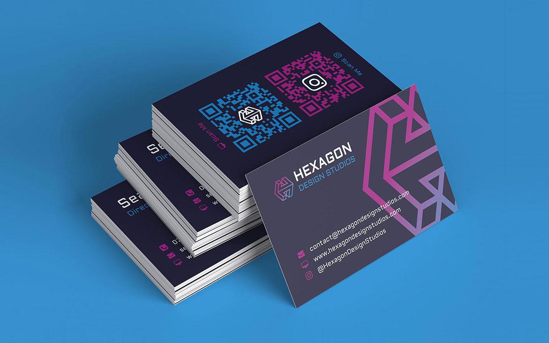 Hexagon Design Studios Logo