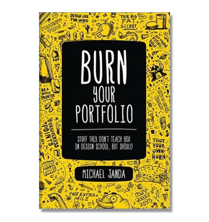 Burn Your Portfolio by Michael Janda