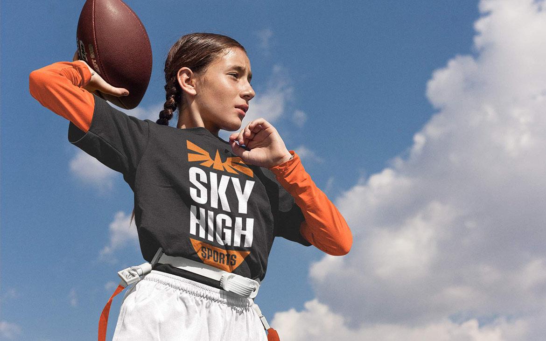 Sky High Sports Identity System