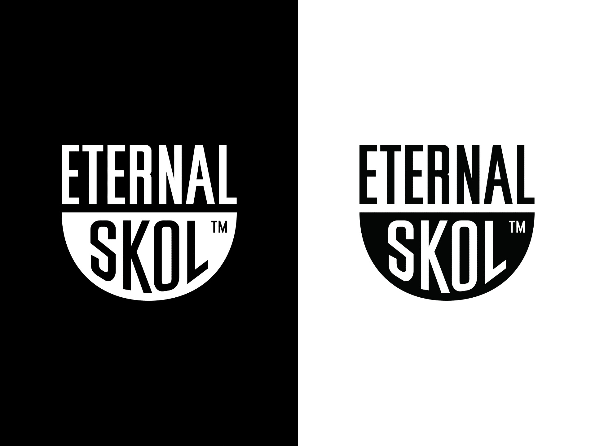 Eternal Skol Logo Design