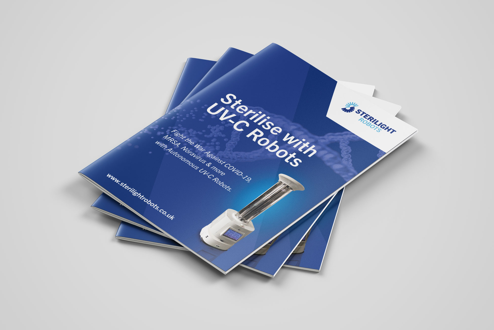 Sterilight Brochure Cover