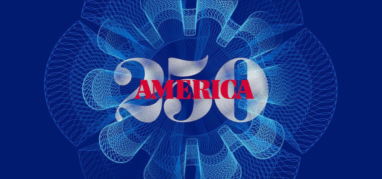 America250 Logo Design